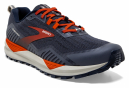 Chaussures de Trail Brooks Running Cascadia 15 Bleu / Orange
