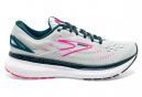 Chaussures de Running Femme Brooks Running Glycerin 19 Vert / Rose