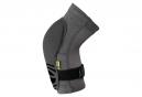 IXS Flow Evo + Electric Plus Elbow Guards Gray