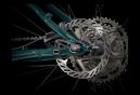 VTT Fatbike Trek Farley 5 27.5'' Shimano Deore 10V Nautical Navy to Teal Fade 2021