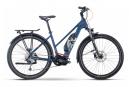 VTC Électrique Husqvarna Gran Tourer 2 Shimano Altus 9V 500 Bleu 2021