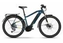Haibike Trekking 5 Womens E-Bike  Bleu / Jaune