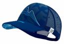 Casquette Compressport Trucker Cap Mont Blanc 2021 Bleu Unisex