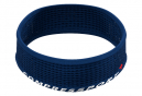 Bandeau Compressport Thin Headband On/Off Bleu Unisex