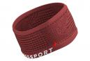 Bandeau Compressport Headband On/Off Corail Unisex