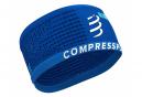 Bandeau Compressport Headband On/Off Mont Blanc 2021 Bleu Unisex