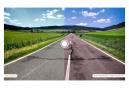 Lunettes Oakley Plazma Matte Retina Burn Prizm Road / Ref.OO9019-0459