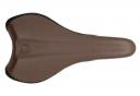 Sella SDG Radar MTN Binari in titanio in pelle marrone