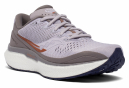 Chaussures de Running Femme Saucony Triumph 18 Gris