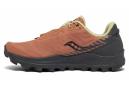 Chaussures de Trail Femme Saucony Peregrine 11 ST Rouge / Noir
