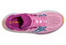 Chaussures de Running Femme Saucony Ride 14 Future Pink Rose / Bleu