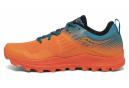 Chaussures de Trail Saucony Peregrine 10 ST Orange / Bleu