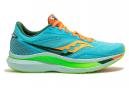 Chaussures de Running Saucony Endorphin Speed Future Blue Bleu / Vert