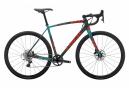 Trek Crockett 5 Scheiben Sram Rival 11S Nautical Navy / Teal 2021 Cyclocross Bike