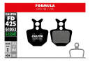 Paar Galfer Semi-Metallic Formula Oro 18K / 24K Standard-Bremsbeläge