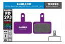¨ Paar Galfer Semi-Metallic Tektro / TRP / Shimano Deore 416/445/446/485/486/515/525/575 C601 E-Bike Bremsbeläge