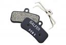 Coppia di pastiglie dei freni Galfer semi-metalliche TRP / Shimano Saint 810 ZEE standard