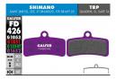 Paar Galfer Semi-Metallic TRP / Shimano Saint 810 Zee E-Bike Pads