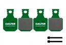 Coppia pastiglie freno Galfer Semi-metalliche Magura MT5 / MT7 Pro
