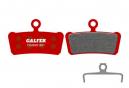 Paar halbmetallische Galfer-Bremsbeläge Avid X0 / Trail / 7 Trail / 9 Trail / Sram-Führung R RS RSC Ultimate G2 Advanced