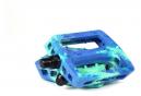 Paire de Pédales Odyssey Twisted Pro PC 9/16 Bleu