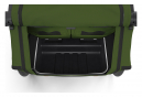 Remolque para niños Thule Chariot Cab 2 Cypress Green