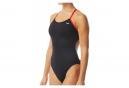 TYR Hexa Cutoutfit Women's One-piece Swimsuit Black / Red