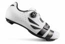 Zapatillas de carretera Lake CX176-X Blanco / Negro 2019 / Modelo horma ancha