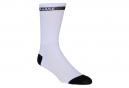 Calcetines de ciclismo Blanco
