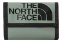 The North Face Base Camp Wallet Agave Green Black