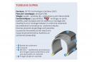 Pneu Mitas Kratos Top Design XC 27.5'' CRX Light Tubeless Supra Textra 127 TPI