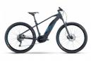 VTT Électrique Semi-Rigide R Raymon HardRay E-Nine 6.0 Shimano Deore 10V 500 Wh 29'' Noir / Bleu 2021