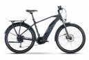 VTC Électrique R Raymon TourRay E 4.0 Gent Shimano Altus/Deore 9V 500 Noir / Gris 2021
