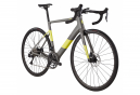 Vélo de Route Électrique Cannondale SuperSix EVO Neo 2 Shimano Ultegra Di2 11V 250 Wh 700 mm Stealth Gray