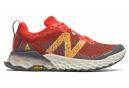 Chaussures de Trail New Balance Fresh Foam X Hierro V6 Rouge / Orange