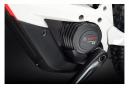 VTT Électrique Tout-Suspendu Haibike FullNine 9 Shimano Deore/SLX 12V 625 Wh 29'' Gris Rouge 2021