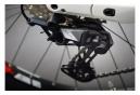 VTT Électrique Tout-Suspendu Haibike FullNine 9 Shimano Deore/SLX 12V 625 Wh 29'' Noir Gris 2021