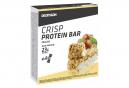 4 Barres Protéinées Domyos Crisp Protein 23g Praliné 60g