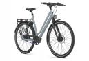 Vélo de Ville Gazelle Marco Polo Urban L28 S8 Shimano Alfine 8v Courroie Gris 2020