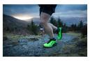 Chaussures de Trail Inov 8 TrailFly Ultra G 300 Max Vert / Noir