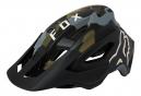 Fox Speedframe Pro Mips Camo Green Helmet