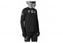 Fox Defend Long Sleeve Jersey Black