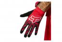 Gants Fox Flexair Rouge