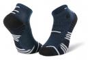 Paire de Chaussettes BV Sport Trail Elite Bleu Noir