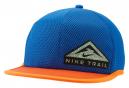 Casquette Nike Dri-FIT Pro Trail Bleu Orange