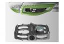 Paire de Pédales Magnétiques Magped Sport 2 150N Vert