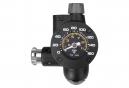Topeak AirBooster G2 CO2 Inflator with Pressure Gauge