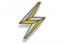 Thousand Lightning Bolt Reflective Decal