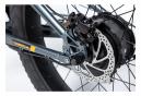 Moma Bikes VTT, FATBIKE 26 PRO, Equipped Full SHIMANO, Freins à disques Hydrauliques, Bat. Ion Lithium integrada 48V 13Ah