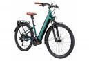 Vélo de Ville Électrique Cannondale Adventure Neo 1 EQ Shimano Microshift 8V 625 Vert 2021